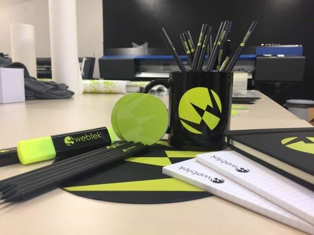 Gadget <br />e oggetti promozionali - Webtek S.p.a