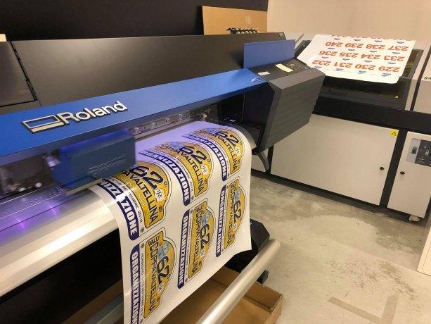 Wrapping <br />e adesivi - Webtek S.p.a
